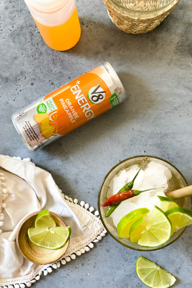 The Ultimate Refreshing Summer Cocktail with V8 +Energy®