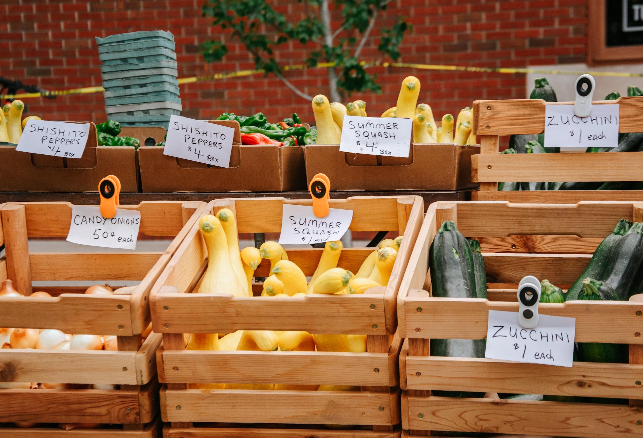 The Farmers Market Life