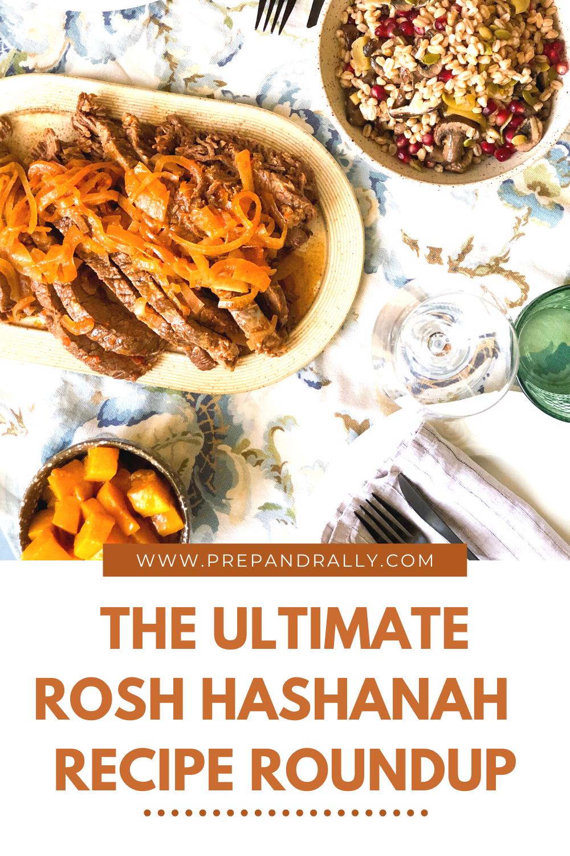 Rosh Hashanah Menu Made Simple